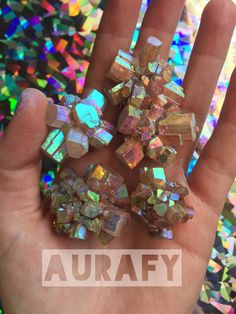 you will receive ONE Rainbow aura aragonite sunburst with A/B coated sides ranging from 3cm-5cm