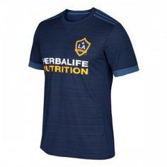 2017-18 Cheap La Galaxy Away Replica Shirt Jersey [JFCB666]