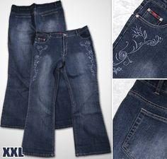 ADB jeans - bootcut farkut siniset. 44