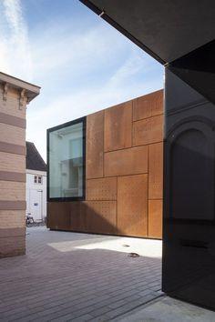 Biblioteca de la Ciudad de Brujas / Studio Farris Architects