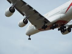 A380 incoming