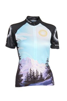 844a4f687 Day and night cycling jersey from Voler. Women s Cycling Jersey