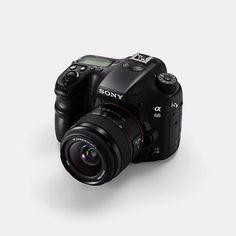 Die neue Sony Alpha 68 Kamera.  Mit 4D FOCUS niemals den perfekten Moment verpassen. Der 4D Focus garantiert schnelles und präzises Scharfstellen in jeder Situation.  Infos: http://shotrr.com/portfolio/sony-alpha-68-kamera/