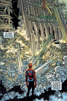 Amazing spider man the black issue