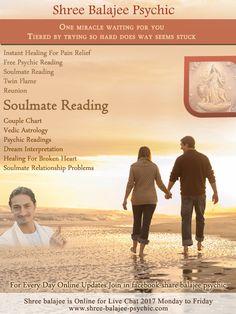 Shree Balajee Psychic | Soulmate Reading | Free psychic reading