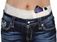 Lace Conceal Carry Waistband