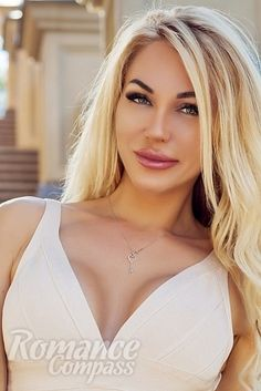 Date Ukraine single girl Elena: blue eyes, blonde hair, 32 years old|ID177333