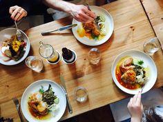 sunday suppers - restaurants Calgary