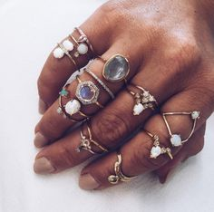 If money were no object, my hands would look like this!