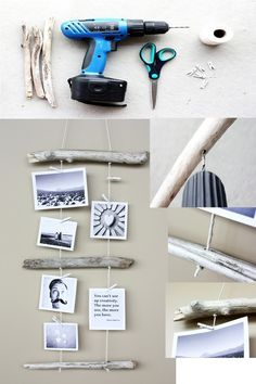 Driftwood, Diy Art, Diy For Kids, Cool Pictures, Cool Stuff, Diys, Crafts, Posters, Craft Ideas