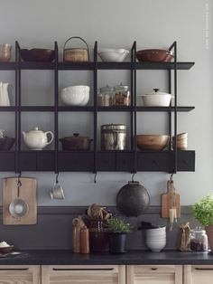 photo de cuisine Ikea et meuble Falsterbo