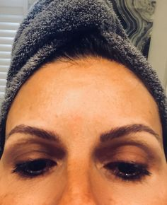 My BFF sharing how she has the most amazing brows!