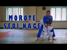 Morote Seoi Nage - From AbcJudo YouTube Channel