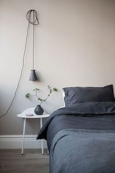 Beautiful and Serene Swedish Apartment in Muted Tones - NordicDesign