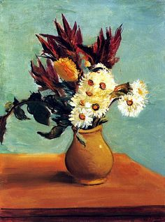 Vase of Flowers / Andre Derain