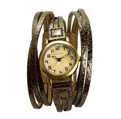Gaucho Metallic Bronze Watch