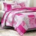 Mi Zone Kids Dancing Duchess 4-piece Coverlet Set - Free Shipping Today - Overstock.com - 17077327 - Mobile