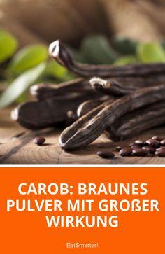 Carob: Braunes Pulver mit großer Wirkung | eatsmarter.de
