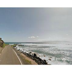 Moloka'i Coast Hawaii 8 miles #run #bike #walk #treadmill #myfitnesspal #ifit #nordictrack #proform