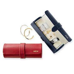 Travel Watch/Bracelet Storage #makeyourmarkColr: navy or white