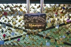 The Love Lock Bridge, and Four Other Must-Dos on a Girls' Trip to Paris