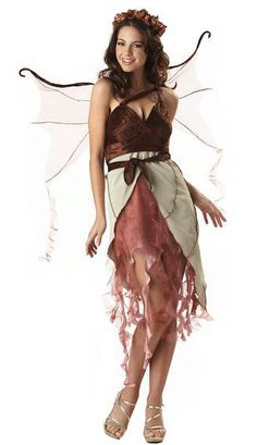 Adult Forest Fairy Costume