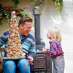 Kerst koekjes boom