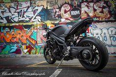 Motos et motards - Christelle Saint-Dizier photographie