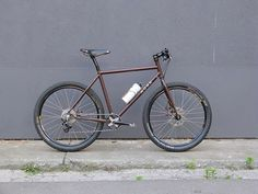 "Oelers 26"" Shredder by Monk Bicycle Co. on Flickr. なにわ禁輸うどん♪"