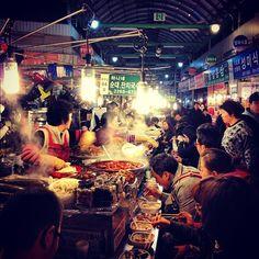 Gwang-Jang Market, Seoul