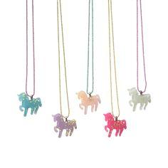 #eenhoorn #unicorn #jewelry #halsketting #kinderjuwelen