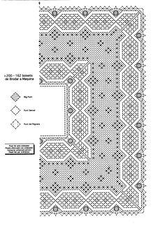 Archivo de álbumes - 500 PLANTILLAS DE BOLILLOS Bobbin Lace Patterns, Knit Patterns, Bobbin Lacemaking, Needle Lace, Irish Lace, Lace Making, Embroidery Stitches, Needlework, Diy And Crafts