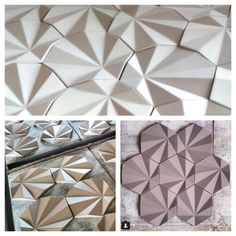Amazing concrete tiles.