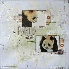Ed(wige) Scrap Power: Panda