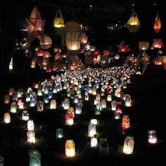 Annual lantern festival in Victoria Park, St. Takes place on the Saturday of the last full weekend in July Newfoundland Canada, Newfoundland And Labrador, Constitution Of Canada, Beautiful Islands, Beautiful Places, Vacation List, Lantern Festival, O Canada, St John's