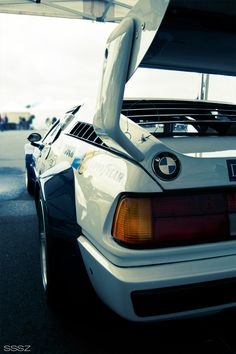 BMW M1 - Prostreet - Procar - for me personally the greatest sportscar of all time