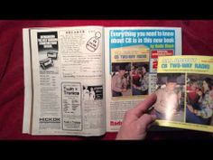 Flipping Through a CB Magazine Part 2 of ? 1976 (With Comments) - YouTube