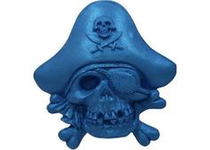 #CakeDecorating #Shop First Impressions #Silicone #Mould - #Pirate #Skull http://www.mycakedecoratingshop.co.uk/chocolate-making-shop/chocolate-moulds/pirate-skull-first-impression-silicone-mould