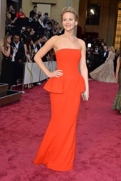 #classic Glamour South Africa | The 2014 Oscar dresses