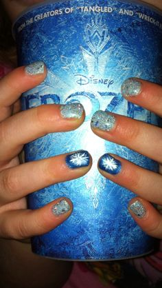 My babies nails have made it to Pinterest!! We are famous!! Lol