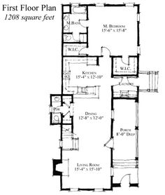 Country Historic Level One of Plan 73845