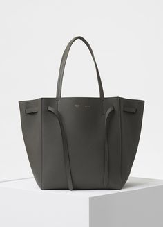 6d1fcc0dca Small Cabas Phantom in Soft Grained Calfskin - セリーヌについて Celine Cabas Tote