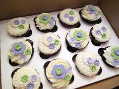 bridal shower cupcake ideas | Easy Finger Foods for Bridal Shower Ideas and Finger Food Recipes