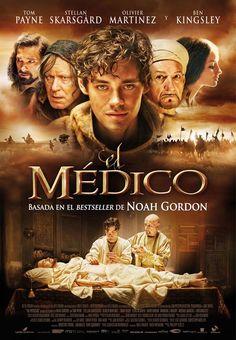 """El médico (2013). Alemania. Dir: Philipp Stölz. SIGNATURA: DVD-IN-342 . Baseada no libro """"El médico"""" de Noah Gordon. http://kmelot.biblioteca.udc.es/record=b1360069~S1*gag"""