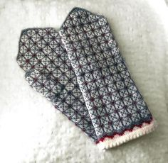 No-More-Humdrum Mittens Patterns