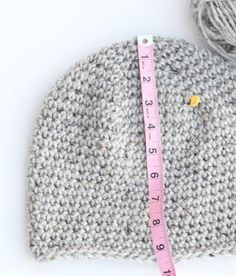 9e4065a77ba How To Crochet An Easy Slouchy Hat –  East Village Slouch