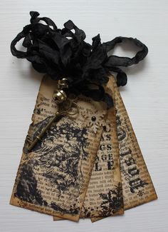 Vintage tags - Scrapbook.com. these are beautiful! Very Tim holtz!
