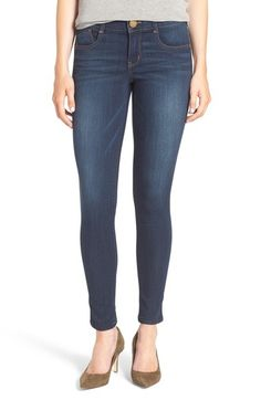 Wit & Wisdom 'Ab-solution' Stretch Skinny Jeans (Nordstrom Exclusive) available at #Nordstrom