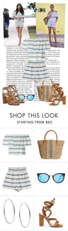 """""""Ashley Madekwe - Ring my Bell or Shay Mitchell"""" by soley ❤ liked on Polyvore featuring Mara Hoffman, Skemo, Spektre, Michael Kors, Gianvito Rossi, women's clothing, women, female, woman and misses"""