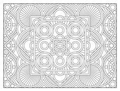 New design for the Online Coloring Book! By @Jennifer Bishop